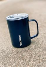 Corkcicle 16oz Coffee Mug Gloss Navy