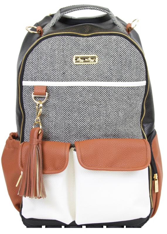 509 Broadway Boss Backpack Diaper Bag