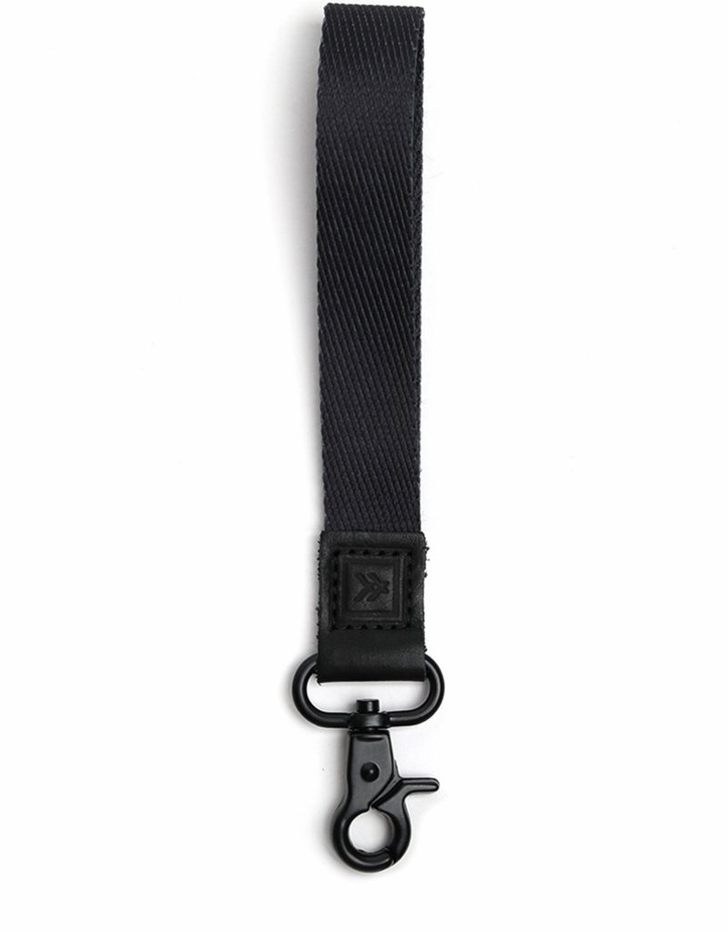 Thread Wallets |Black|  Wrist Lanyard