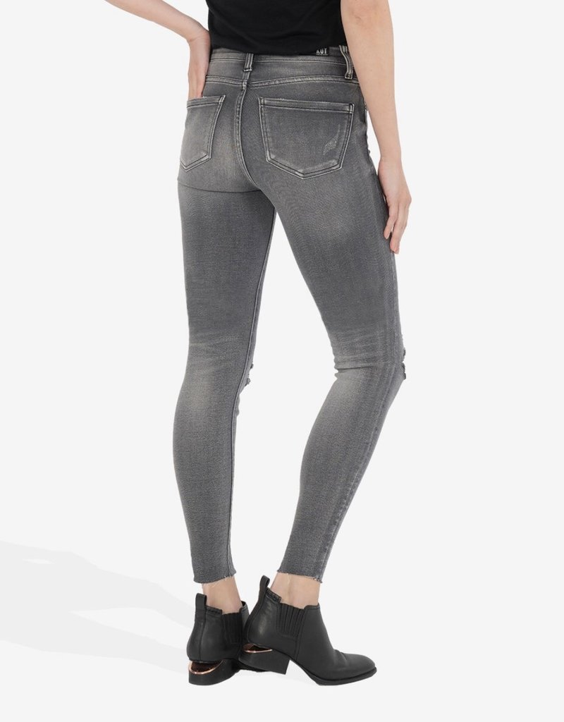 KUT From The Kloth Connie High Rise Fab Ab Ankle Skinny |Act|