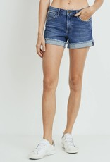 509 Broadway Mid Rise Short With Cuff
