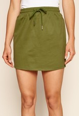 509 Broadway Venus French Terry Mini Skirt
