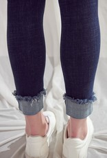 509 Broadway |Emily| High Rise Distressed Skinny