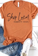 509 Broadway Shop Local Support Local Tee