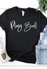 509 Broadway Play Ball Graphic Tee