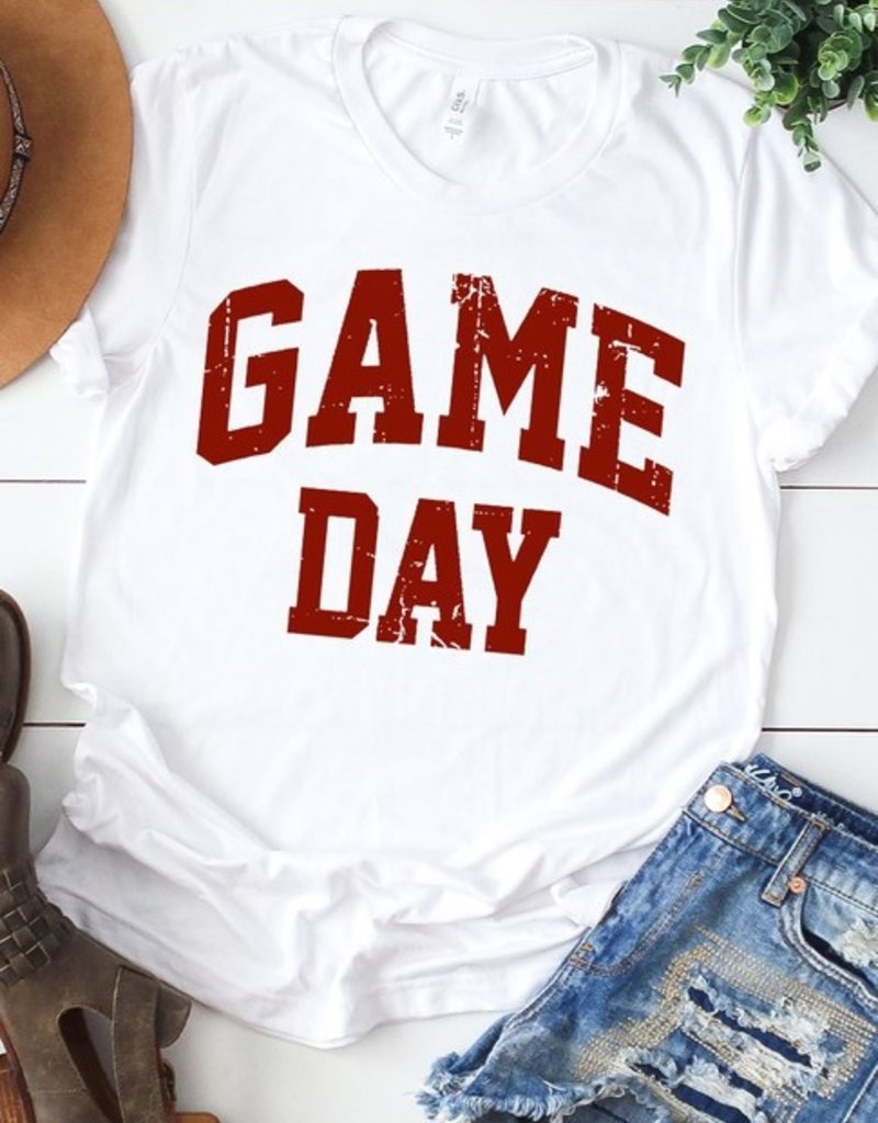 509 Broadway Vintage Game Day Graphic Tee