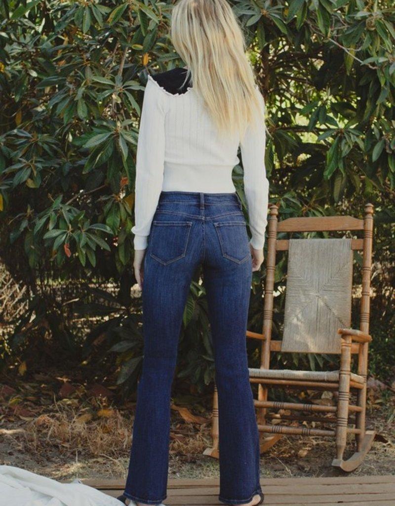 KanCan Sutton High Rise Bootcut Jean