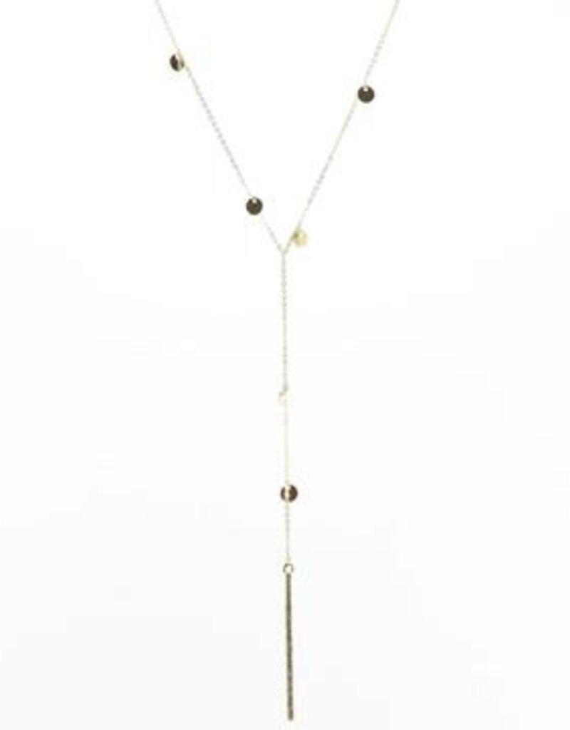 BB Lila |Got Money| Long Necklace