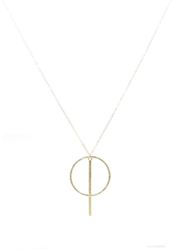BB Lila |Dancing Queen| Long Necklace