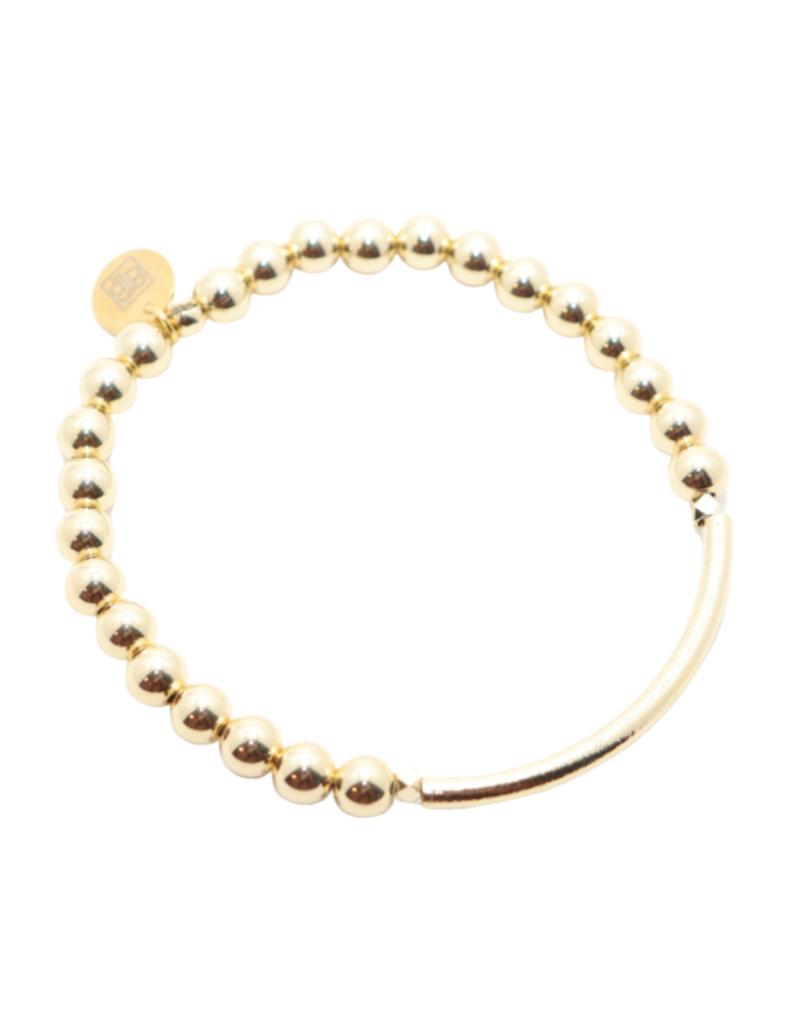 509 Broadway Sugar Baby Beaded Bracelet