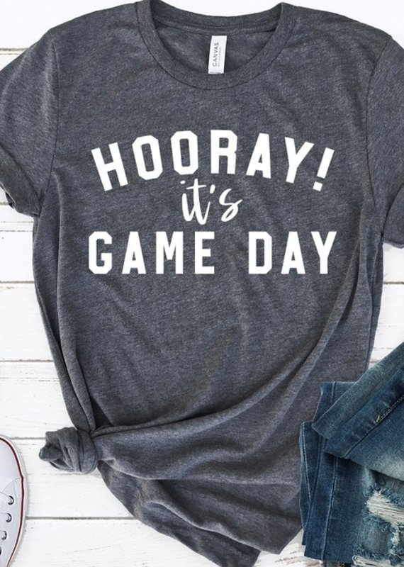 509 Broadway Hooray Its Game Day Tee