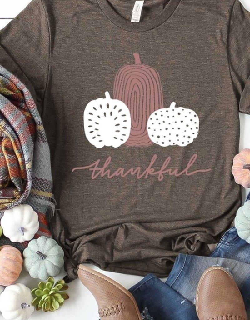 509 Broadway Grateful Pumpkins Graphic Tee