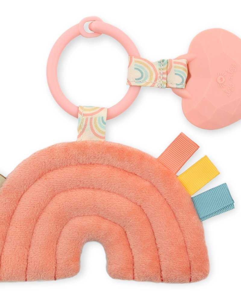 509 Broadway Itzy Pal Plush + Teether