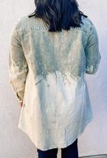 509 Broadway Washed Corduroy Shirt