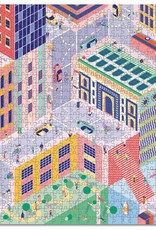 Journey Of Something 1000 Piece Puzzle |upside Downtown|