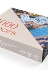1000 Piece Puzzle |Waterpark Drone|