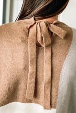 509 Broadway Back Ribbon Sweater