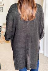 509 Broadway Knit Oversized Cardigan