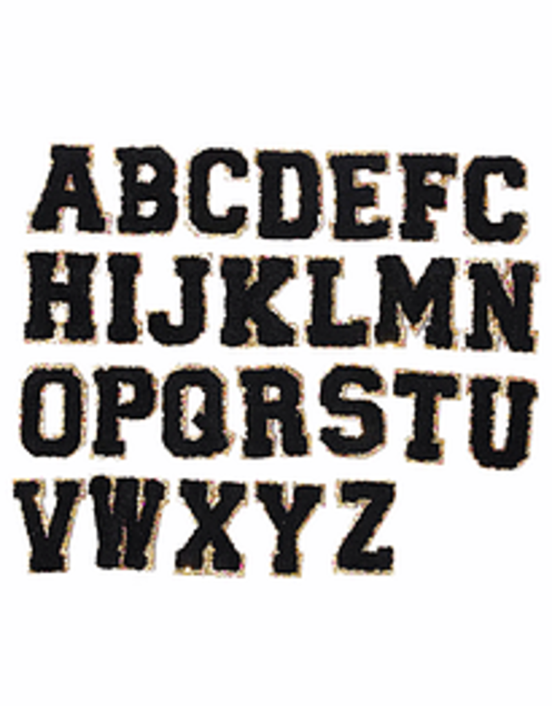 509 Broadway Patch Letters