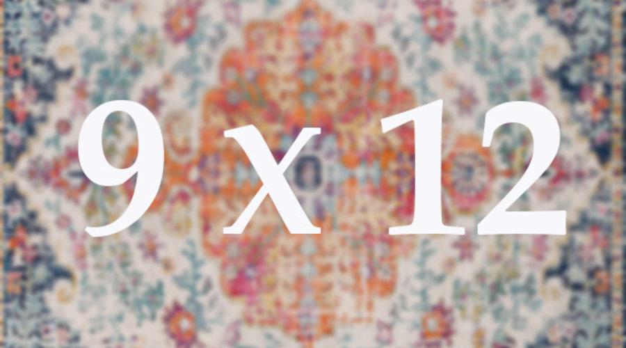 9 X 12 Size