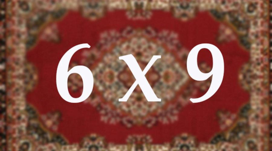 6 X 9 Size