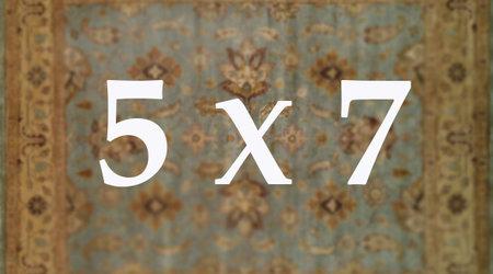 5 X 7 Size