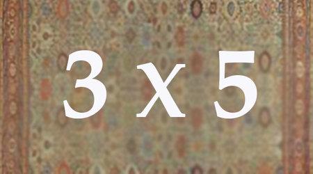 3 X 5 Size
