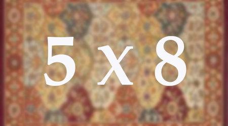 5 X 8 Size
