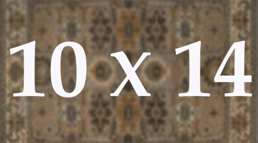 10 X 14 Size
