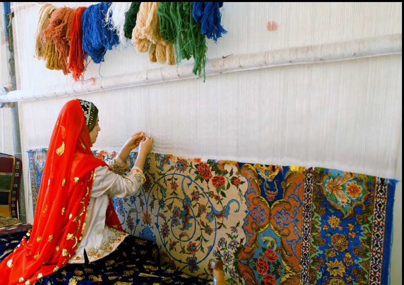 Tabriz Hand-knotted