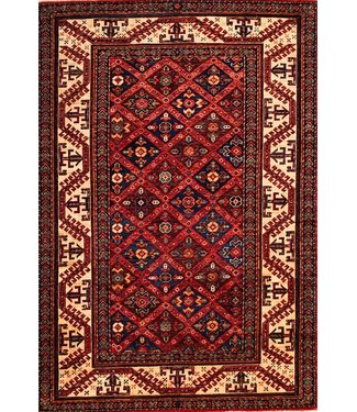 Samarkand 19-00349 Samarkand 4'1 X 6