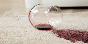 How to Remove Wine Stains from Carpet
