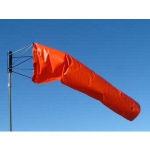 "13"" WINDSOCK & FRAME COMBO"