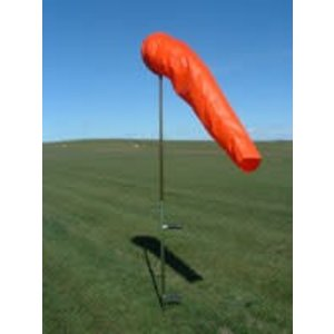 "24"" WINDSOCK & FRAME COMBO"