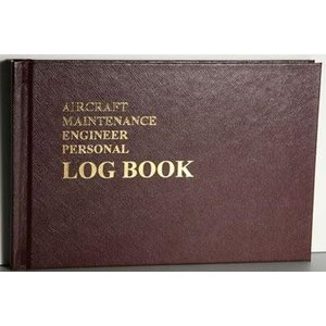 AME PERSONAL LOG BOOK  CPS/AV