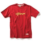 Red Canoe Cessna Vintage Logo T-Shirt  Heritage Red