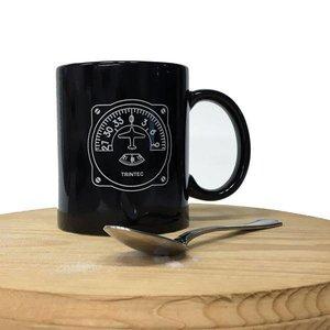 TRINTEC DIRECTIONAL GYRO COFFEE MUG DG-MUG- 01