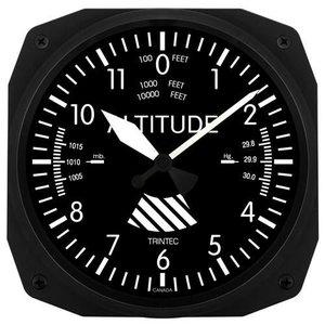TRINTEC CLASSIC Altimeter CLOCK #9065