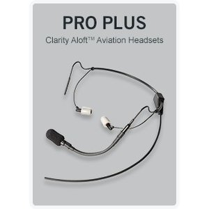 CLARITY ALOFT PRO PLUS TSO HEADSET