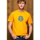 Red Canoe DE HAVILLAND T-SHIRT BURNT YELLOW M-SST-DHC-01-BY