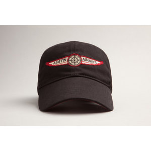 RED CANOE U-CAP-AA-01-BK AUSTIN AIRWAYS CAP BLACK
