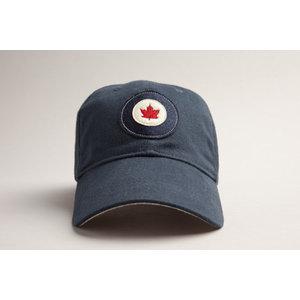 RED CANOE U-CAP-RCAF-01-NY RCAF CAP NAVY