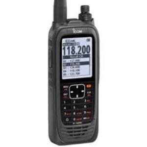 ICOM A25C SPORT WITH AA PACK BATTERY