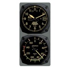 TRINTEC VINTAGE ALTIMETER/AIRSPEED CONSOLE 9060V/9061VC