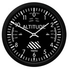 TRINTEC ALTIMETER INSTRUMENT CLOCK 2060