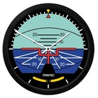 TRINTEC 14' ARTIFICIAL HORIZON WALL CLOCK 9063-14