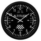 TRINTEC 14' ALTIMETER WALL CLOCK 9060-14