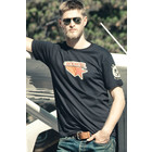 Red Canoe RED CANOE LOCKHEED T SHIRT BLACK M-SST-LOCKHEED-US-BK