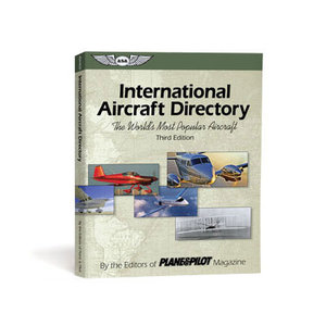 ASA INTERNATIONAL AIRCRAFT DIRECTORY ASA