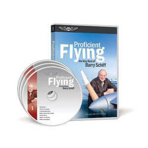 ASA PROFICIENT FLYING: THE VERY BEST OF BARRY SCHIFF DVD